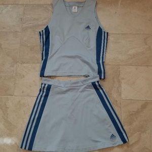 Adidas Tennis Outfit - Medium